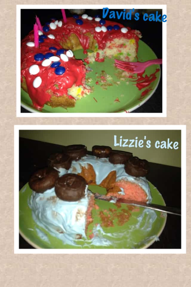 UnBirthday cakes ~ cause we can!