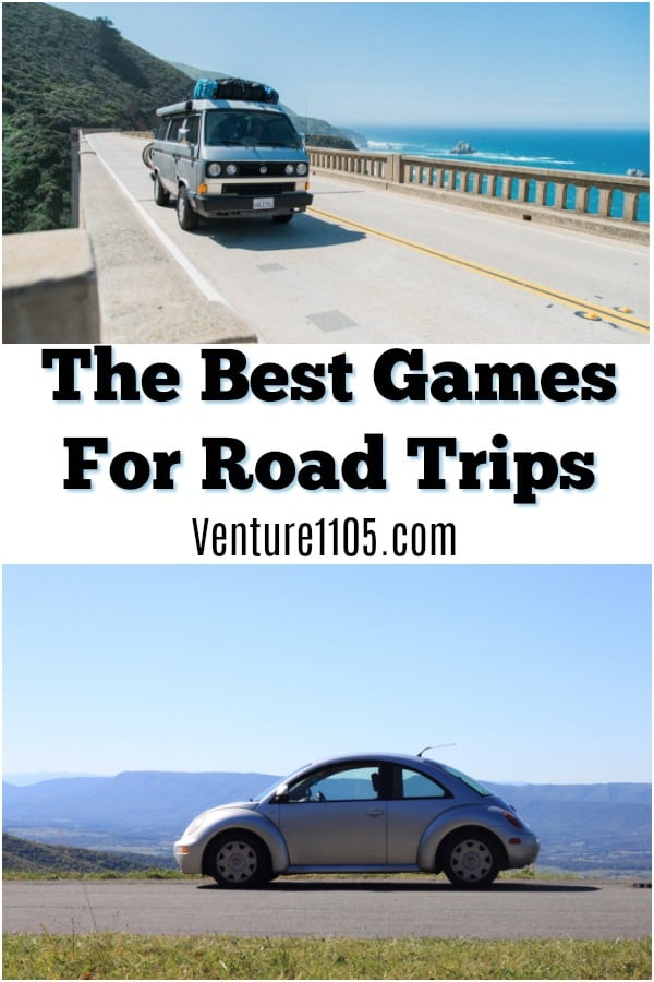 Best Games For Road Trips
