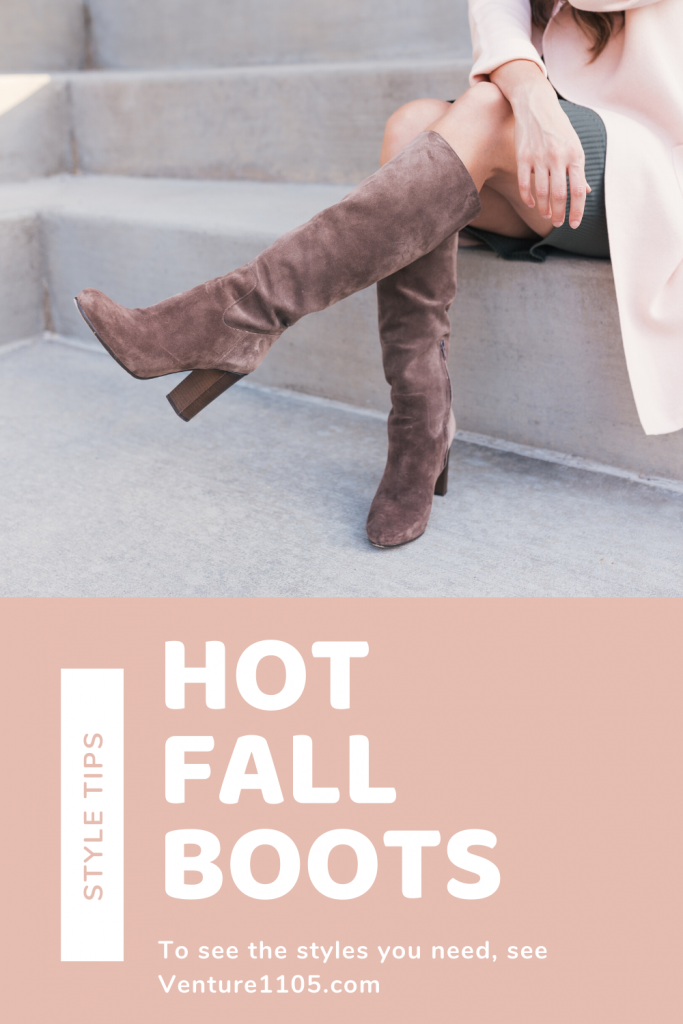 Hot fall boots for women