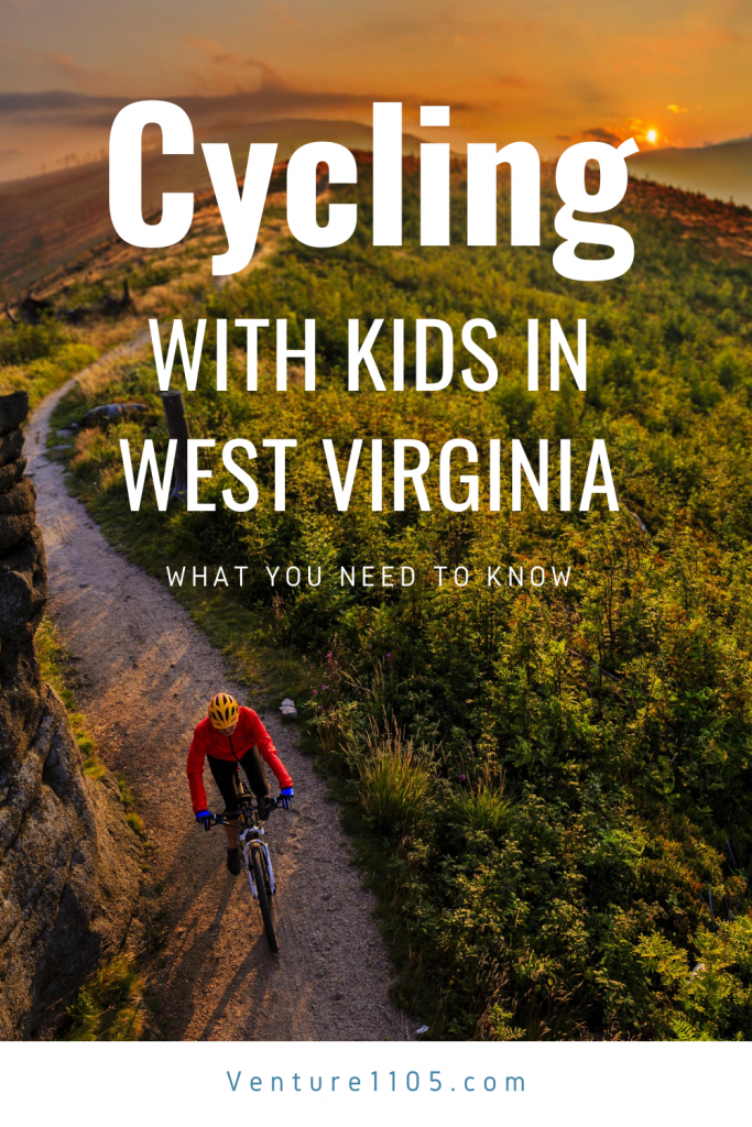 Cycling With Kids In West Virginia